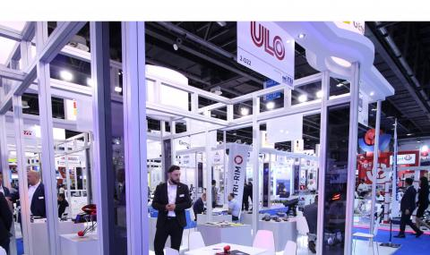 ULO- at the Automechanika in Dubai